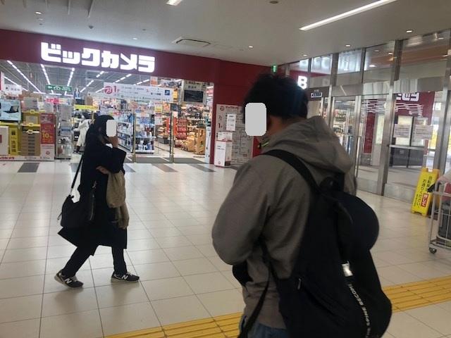 中央駅西口店道案内4